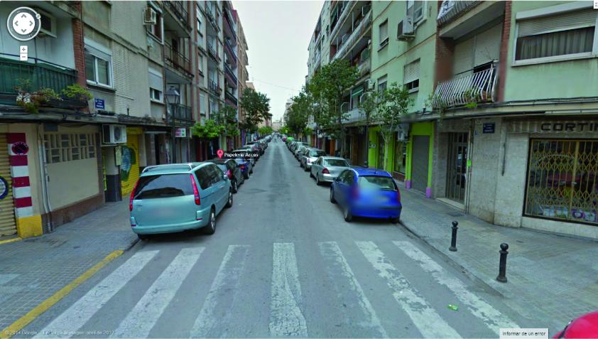 Calle Enrique navarro