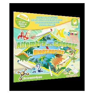 Alfombra Para Colorear Dinosaurios Catálogo De Juegos
